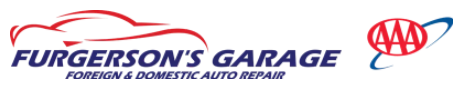 Ferguson's Garage Logo