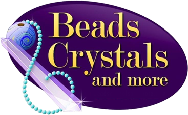 Beads, Crystals and More Logo