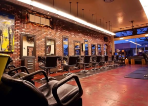 Detour Salon Interior