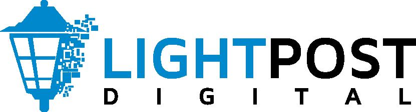 Lightpost Digital Logo