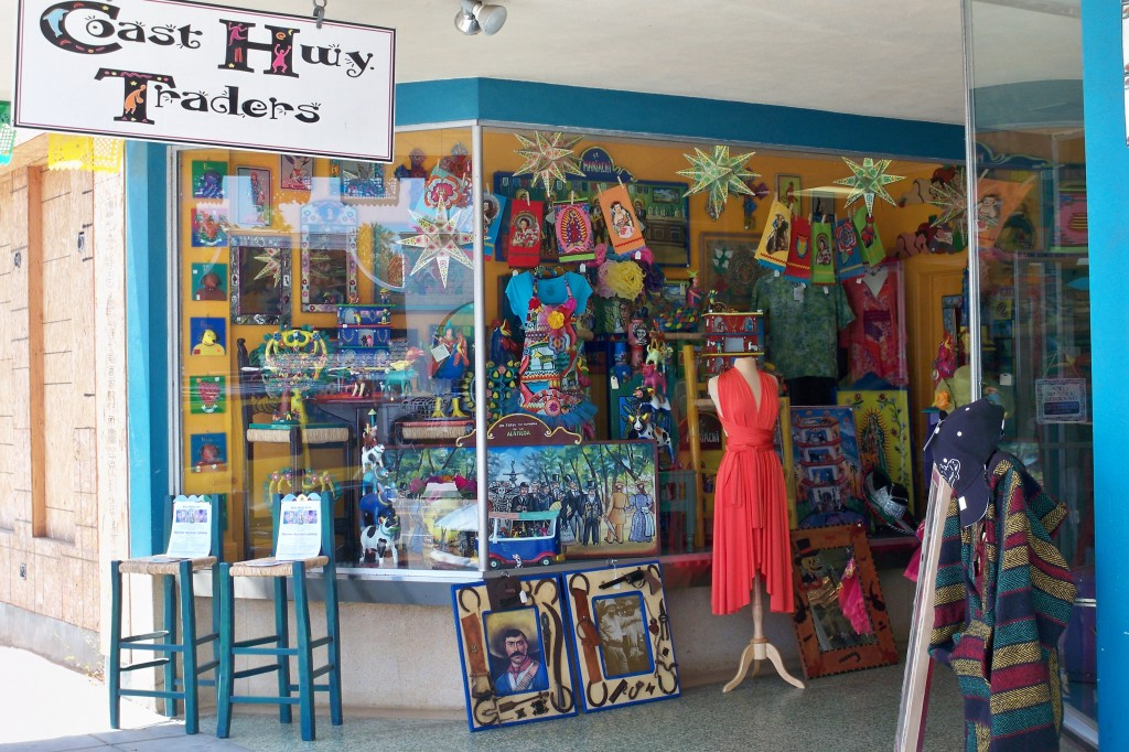 Coast Hwy Traders Store Front