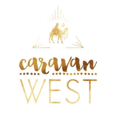 Caravan West Logo