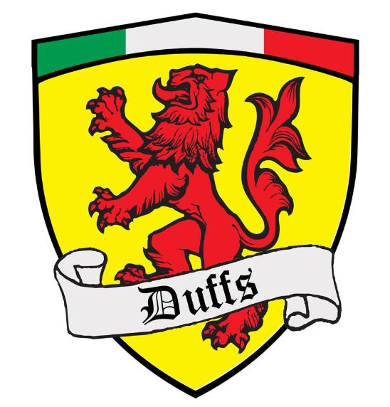 Duff's at the Beach logo