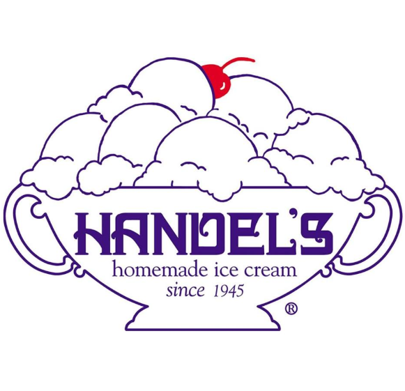 Handel's Ice Cream Logo