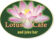 Lotus Cafe Logo