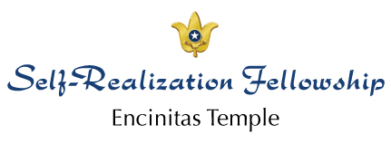 Self Realization Fellowship Temple Logo