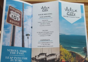 Walk The City Flyer